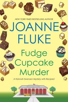 Fudge Cupcake Murder (A Hannah Swensen Mystery #5) Cover Image