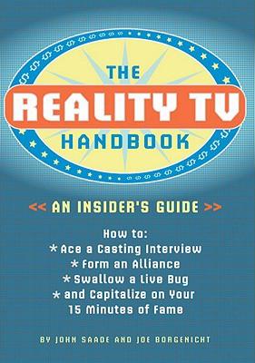 The Reality TV Handbook Cover