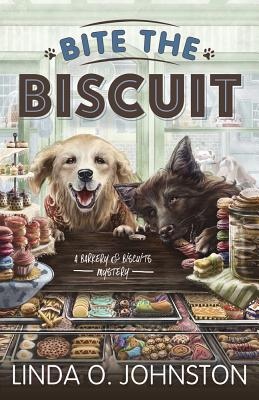 Bite the Biscuit (Barkery & Biscuits Mystery #1) Cover Image