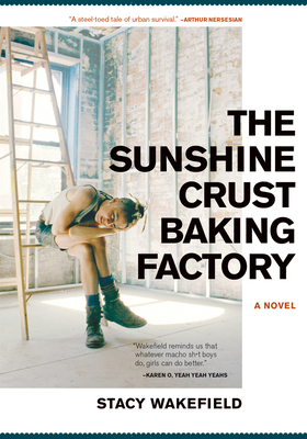 The Sunshine Crust Baking Factory Cover Image