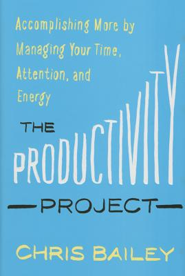 The Productivity Project Cover
