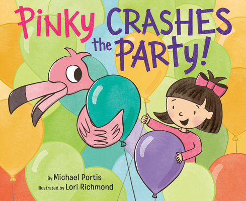 Cover for Pinky Crashes the Party!