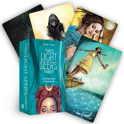 Light Seer's Tarot: A 78-Card Deck & Guidebook Cover Image