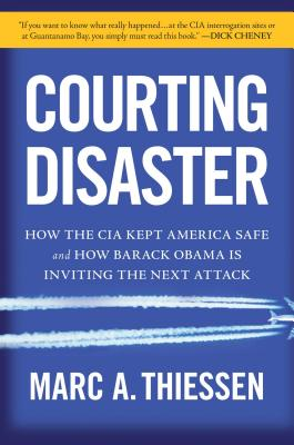 Courting Disaster Cover