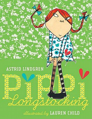 Cover for Pippi Longstocking