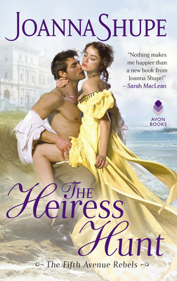 The Heiress Hunt (The Fifth Avenue Rebels #1)