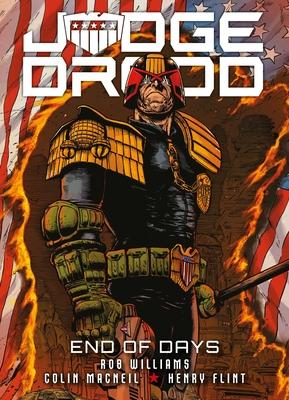 Judge Dredd: End of Days Cover Image