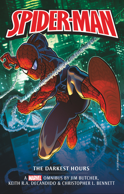 Marvel Classic Novels - Spider-Man: The Darkest Hours Omnibus Cover Image