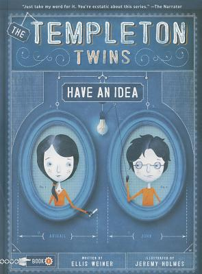 The Templeton Twins Have an Idea: Book 1 Cover Image