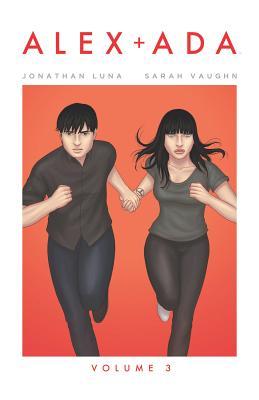 Alex + ADA, Volume 3 Cover