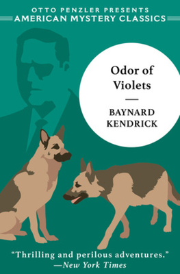 The Odor of Violets: A Duncan Maclain Mystery Cover Image