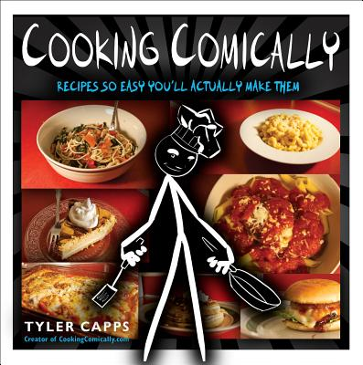 Cooking Comically Cover