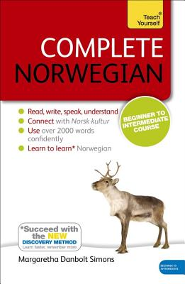 Complete Norwegian Beginner to Intermediate Course: Learn to read, write, speak and understand a new language Cover Image