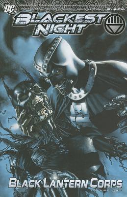 Black Lantern Corps, Volume 1 Cover