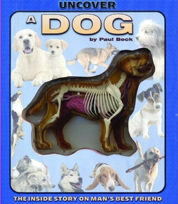 Cover for Uncover a Dog [With Plastic Dog Model]