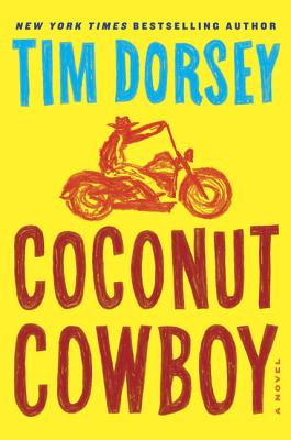 Coconut Cowboy: A Novel (Serge Storms #20) Cover Image