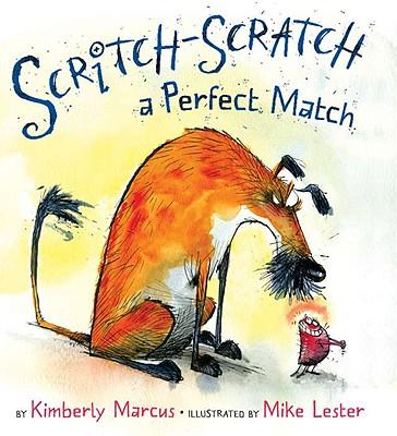 Scritch-Scratch a Perfect Match Cover