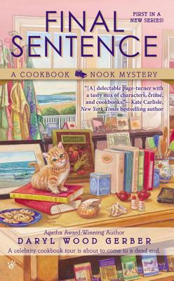 Final Sentence (A Cookbook Nook Mystery #1) Cover Image
