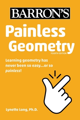 Painless Geometry (Barron's Painless) Cover Image