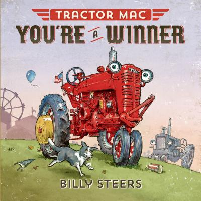 Cover for Tractor Mac You're a Winner