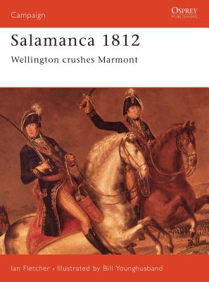 Salamanca 1812: Wellington Crushes Marmont Cover Image