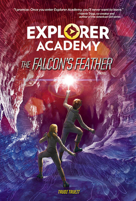 Explorer Academy: The Falcon's Feather Cover Image