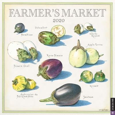 Farmer's Market 2020 Wall Calendar Cover Image