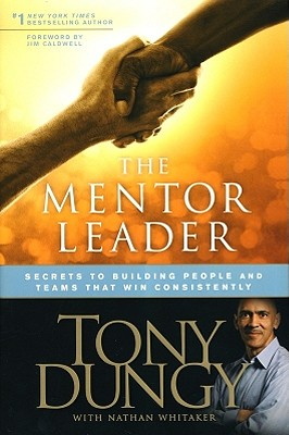 The Mentor Leader Cover