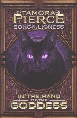 Cover for In the Hand of the Goddess