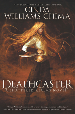 Deathcaster (Shattered Realms #4) Cover Image