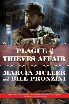 Cover for The Plague of Thieves Affair