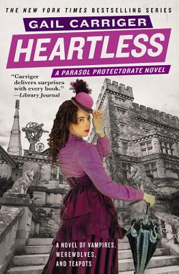 Heartless (The Parasol Protectorate #4) Cover Image