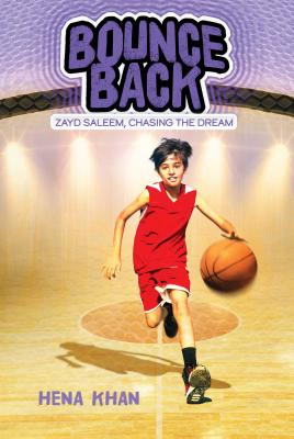 Bounce Back (Zayd Saleem, Chasing the Dream #3) Cover Image