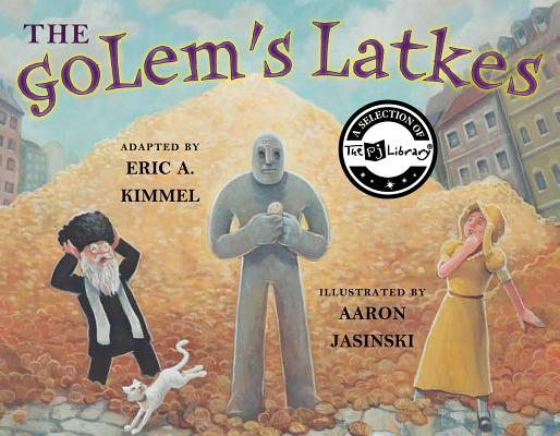 The Golem's Latkes Cover