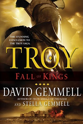 Troy: Fall of Kings (The Troy Trilogy #3) Cover Image