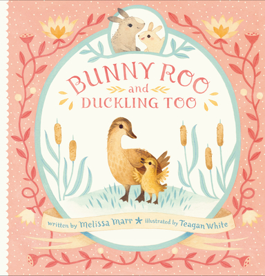 Bunny Roo and Duckling Too Cover Image