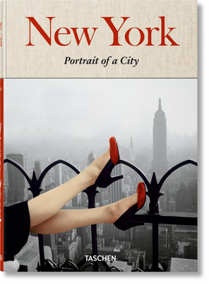 New York. Portrait of a City Cover Image