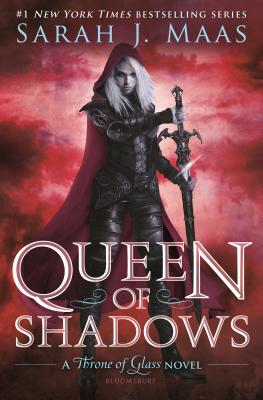 Queen of Shadows: Throne of Glass 4 Cover Image