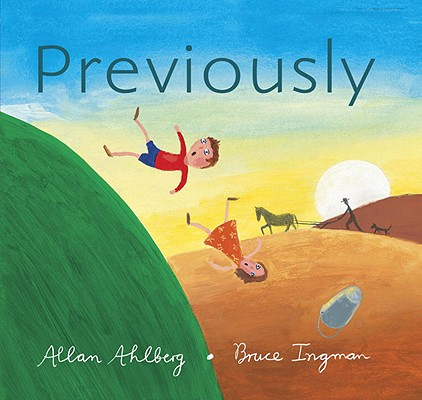 Cover for Previously