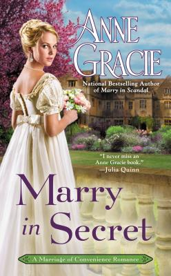 Marry in Secret (Marriage of Convenience #3) Cover Image