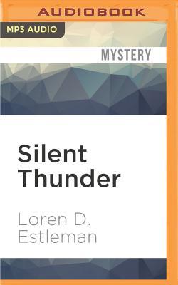 Silent Thunder (Amos Walker #9) Cover Image