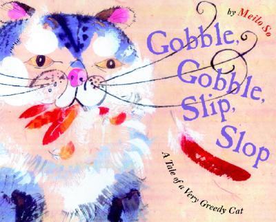Gobble, Gobble, Slip, Slop Cover