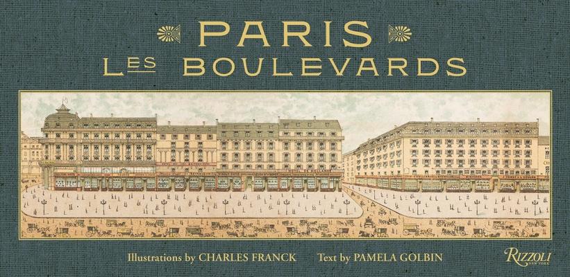 Paris: Les Boulevards Cover Image