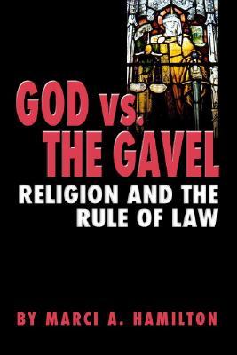 Cover for God Vs. the Gavel