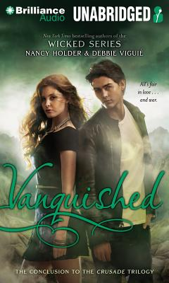Vanquished (Crusade (Brillance) #3) Cover Image