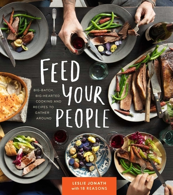 Cover for Feed Your People