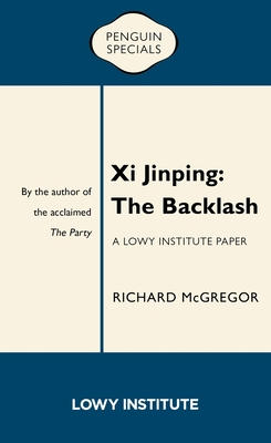 Xi Jinping: The Backlash Cover Image