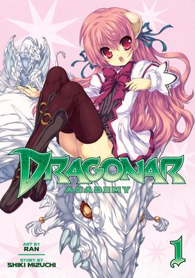 Dragonar Academy Volume 1 Cover
