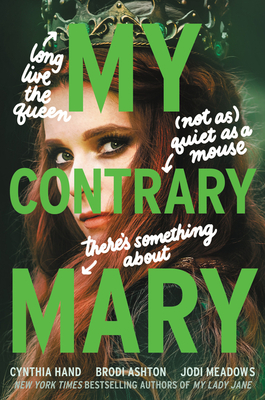 My Contrary Mary (The Lady Janies) Cover Image