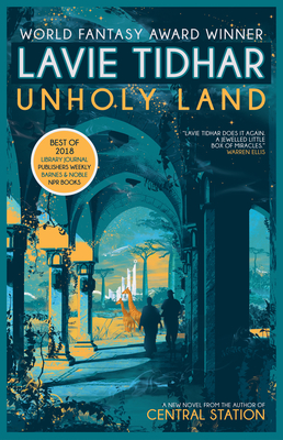 Unholy Land Cover Image